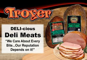 Troyer Deli Meats